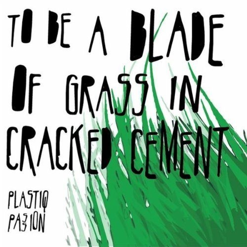 To Be A Blade of Grass In Cracked Cement